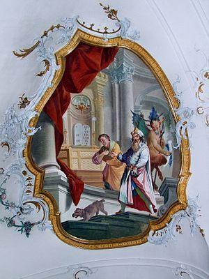 Parábola do Fariseu e do Publicano – Wikipédia, a enciclopédia livre