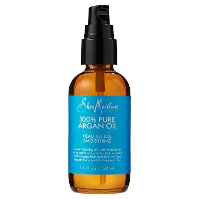 SheaMoisture 100% Pure Argan Oil – 1.6 fl oz