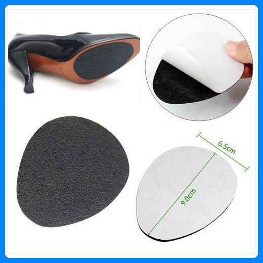 Smallwise Trading Tight selbstklebend Anti-Rutsch Stick Shoe Grip Pads rutschfester Gummi Sohle - Stiefel für frauen (*Partner-Link)