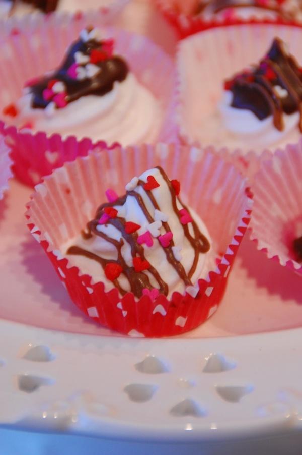 Valentine's Day marshmallow