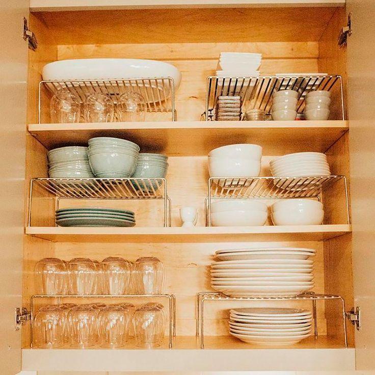 Kitchen Organization Pantry, Home Organization Hacks, Organizing, Kitchen Storage, The Home Edit, Home Kitchens, Kitchen Remodel, Home Goods, Kitchen Decor
