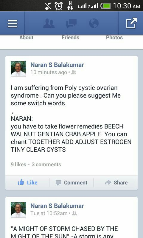 For PCOS