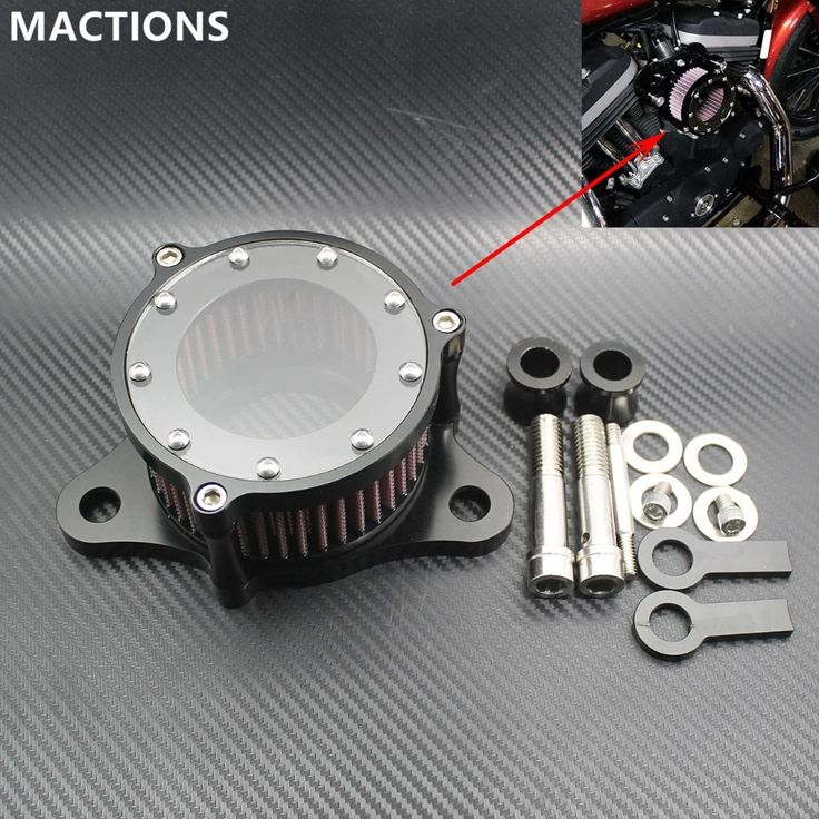 Hot Sale Motorcycles Air Filter CNC Air Cleaner Intake