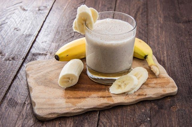 Anti-Nausea Banana Smoothie for morning sickness (a little late, I know, sorry!). @Rebecca Ekenstedt  Mommy Meltdown