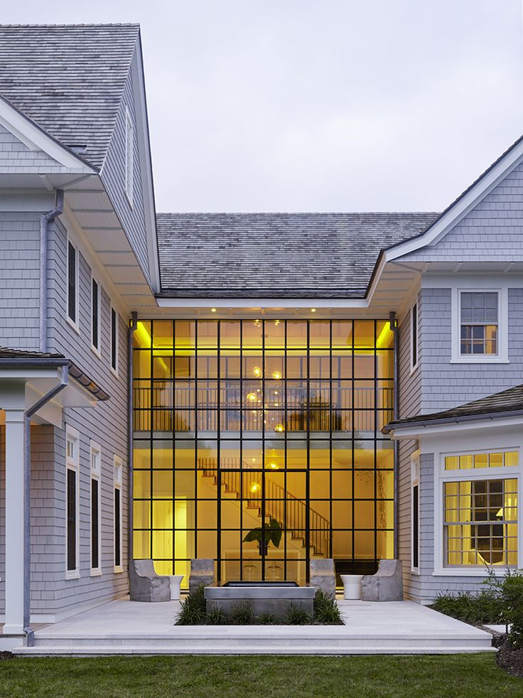Austin Patterson Disston Architects | Country Houses | Traditional Meets Hamptons Modern