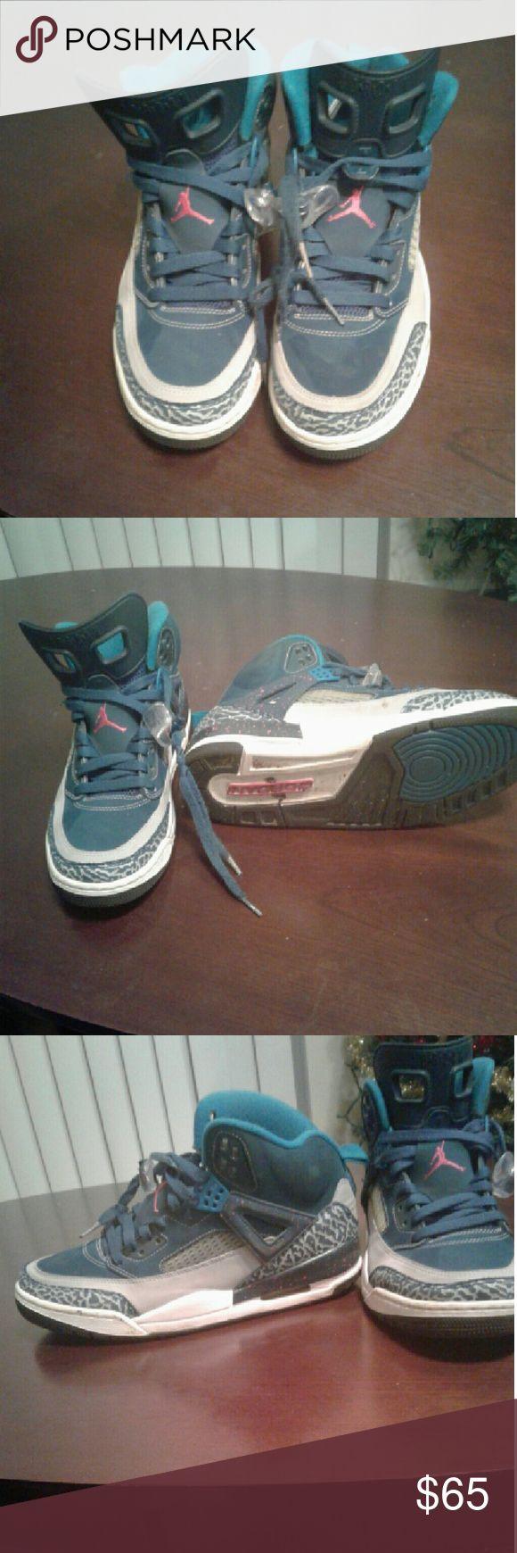2015 Jordan spizike  Jordan /spike Lee version Lightly worn, comfortable , no discoloration Shoes Sneakers