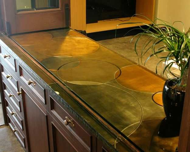 1000 ideas about cheap kitchen countertops on pinterest for Cheap kitchen countertop ideas