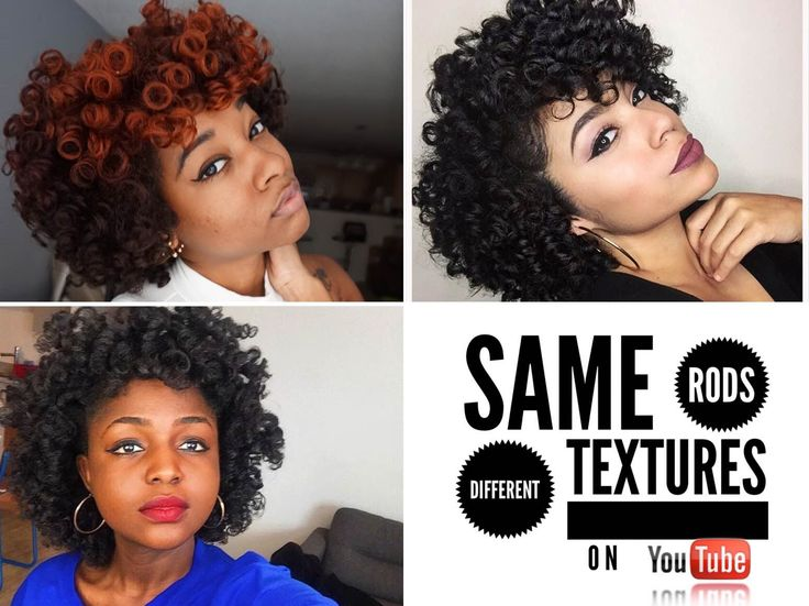 Embrace Your Natural | Perm Rod Sets For Different Natural Textures