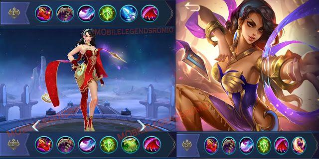 Pin On Mobile Legends Romio All Hero 89