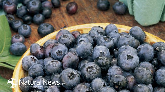 Health Benefits Of Blue Colored Foods