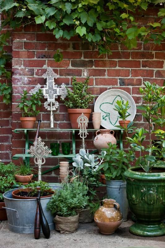 Cute City garden idea