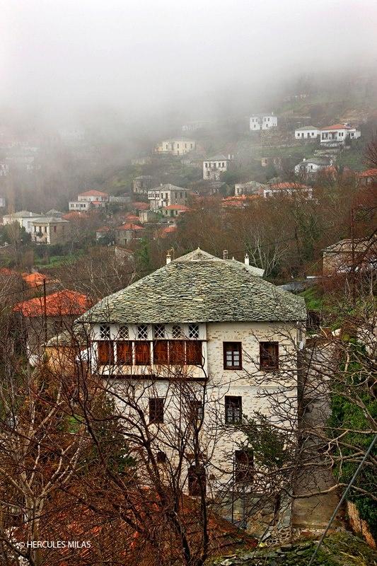Aghios Georgios Village, Pelion Mt, Greece