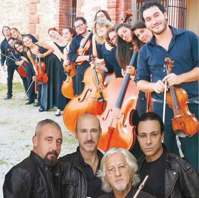 Concerto Grosso, a Castigione arrivano i New Trolls. La storica band si esibirà accompagnata dall'Orchestra da Camera del Trasimeno nell'ambito del Festival di Musica Classica