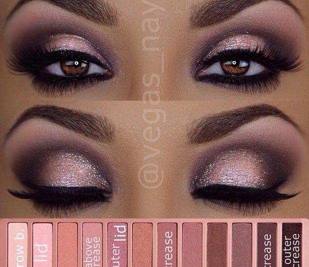 Naked Palette 3 Eye Makeup LOVE!!