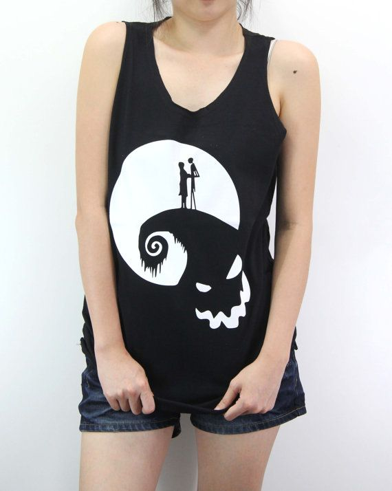 The Nightmare Before Christmas Shirt Tim Burton by MonkeyzTShirt, $15.99