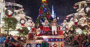 Navidad llega a Walt Disney World Resort (Orlando, Florida) con mucha magia y más brillo.