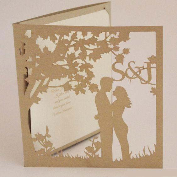 Открытки февраля, киригами открытки на свадьбу