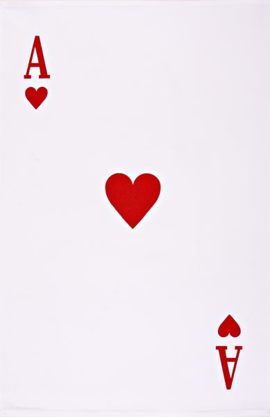 Ace of Hearts - Jules tattoo. 'It's the ace of hearts,' I murmur. 'It's Nate.'