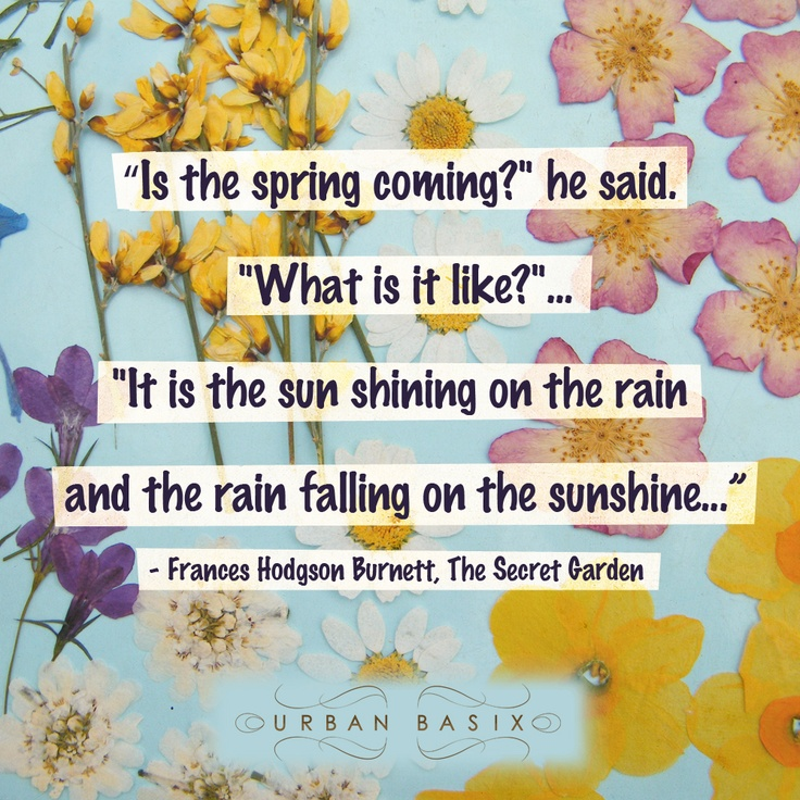 Spring - What's The Sound?