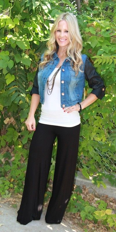 extraordinary cute black pants outfits 12