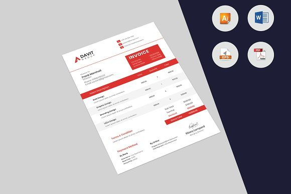 Invoice Template Invoice Template Stationery Templates Templates