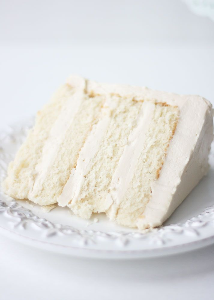 This easy and foolproof Swiss meringue buttercream recipe is the perfect wardrobe for all of your cakes.