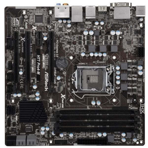 #Asrock H77 Pro4-M #Motherboard with 10% #discount! Big Brands..Big #Saving.. Shop Now  http://www.comparepanda.co.uk/product/295158/asrock-h77-pro4-m