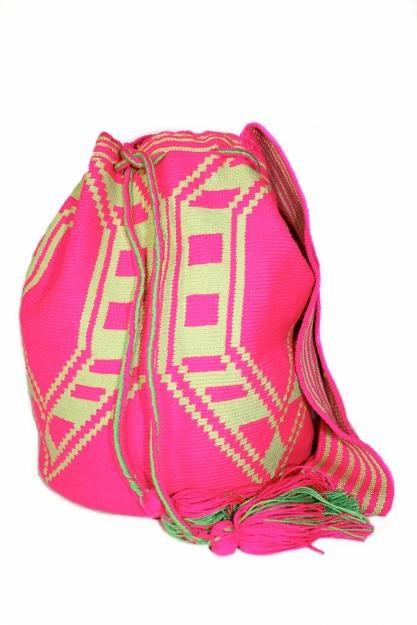 Wayuu bag (Mochila) - Guajira, Colombia