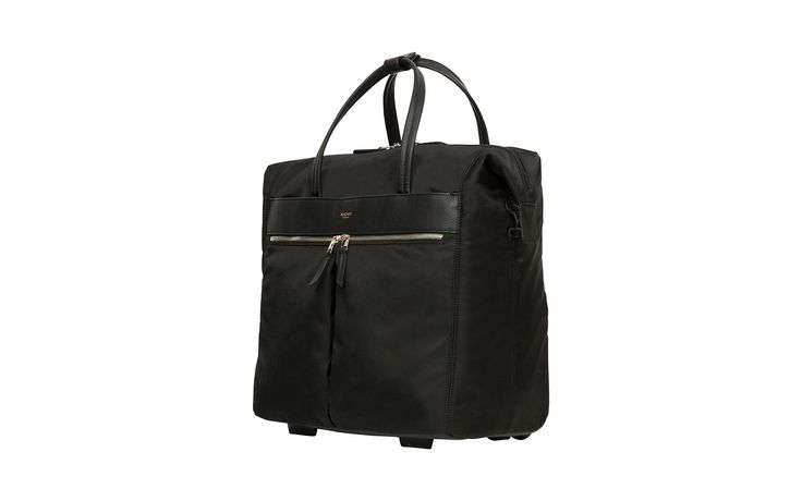 KNOMO London Mayfair Nylon Sedley Tote   Whether you're a minimalist looking to splurge or a hipster on a budget, we've got the best weekender bags for every style and price range. Read on.