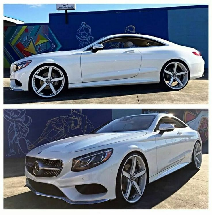 2015 Mercedes Benz S Coupe