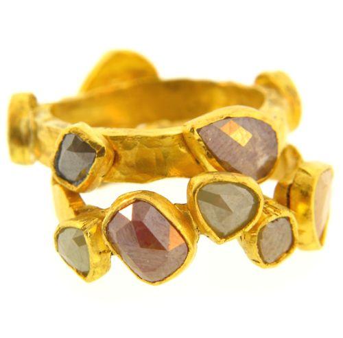 ATELIER MINYON      Please follow them onfacebookandTumblrStackable Rings, Jewelry Inspiration, Amazing Accessories, Riveter Rings, Atelier Minyon, Art Jewelry, Jewelry, Raw Diamonds, Diamonds Stackable