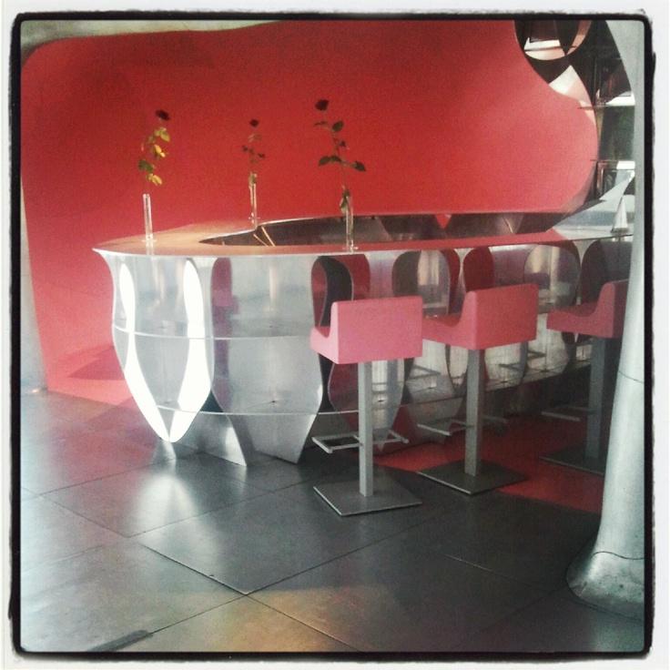 Les Georges, Centre Pompidou