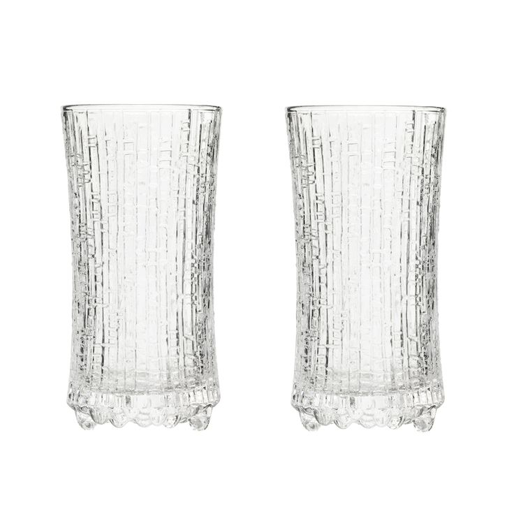 Cheers! 2015 marks the 100th anniversary since Tapio Wirkkala's birth, and this set of two champagne glasses is the perfect commemoration and celebration of his life and works. In classic literature, U