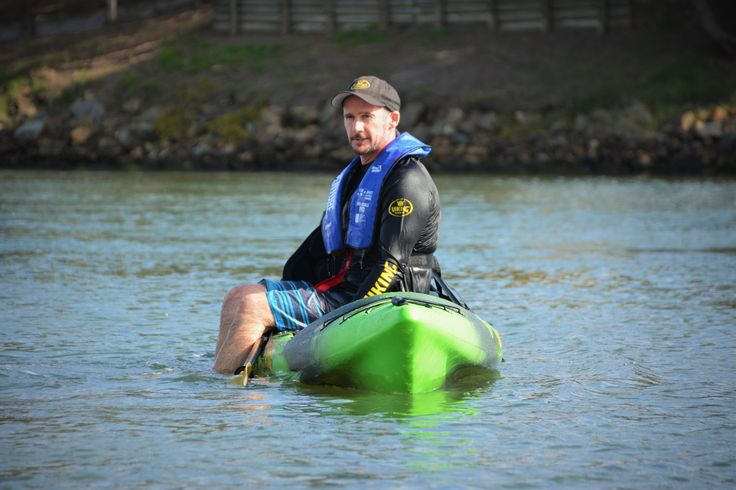 How to get back on your kayak quickly and easily | Paddle Guy