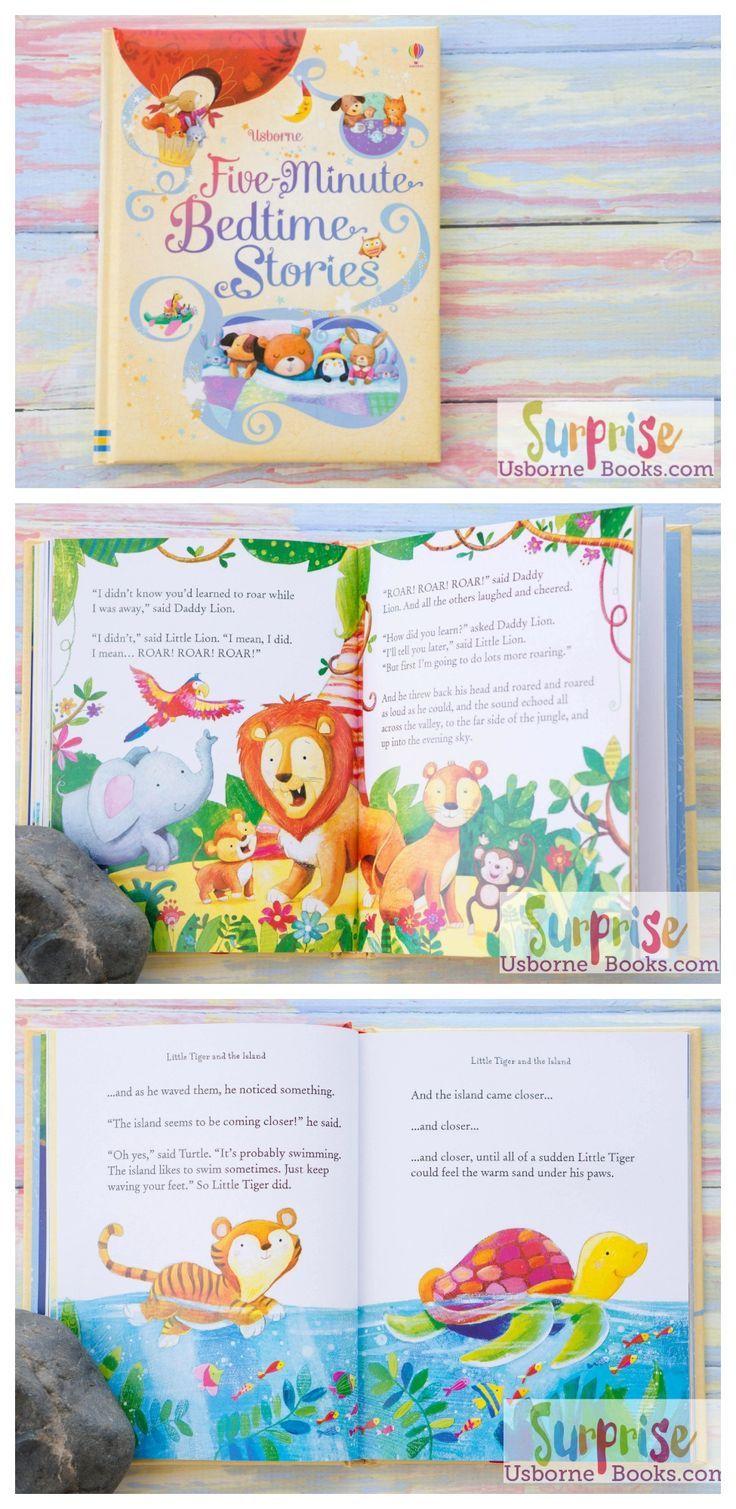 Fiveminute Bedtime Stories  Surprise Usborne Books This Fiveminute  Bedtime Stories Collection