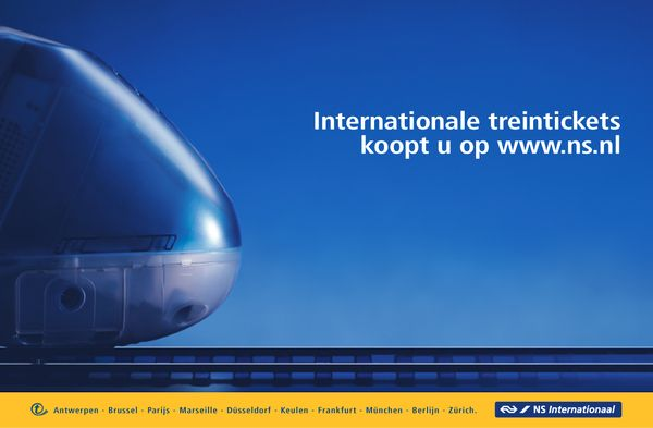 SALES CAMPAIGN:Ns International by Eric Zomer, via Behance