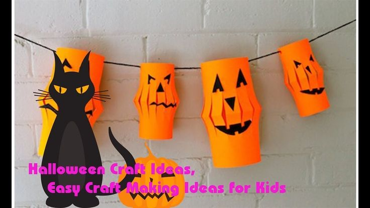 2977 best Halloween Crafts  Decorations images on Pinterest - halloween crafts decorations