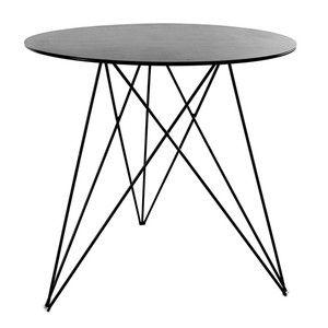 Černý stůl Serax Sticchite
