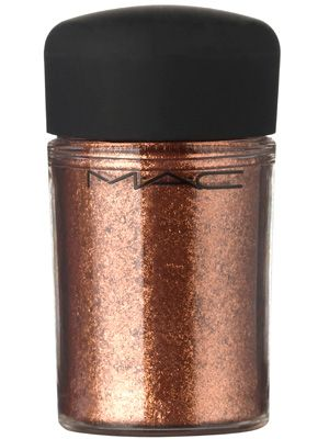MAC Cosmetics Pigment Eyeshadow Copper Sparkle Highly pigmented