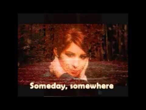 ▶ Barbra Streisand - Somewhere (with lyrics) - YouTube