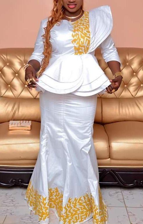 Mode africaine vêtements haut de gamme Getzner ma…