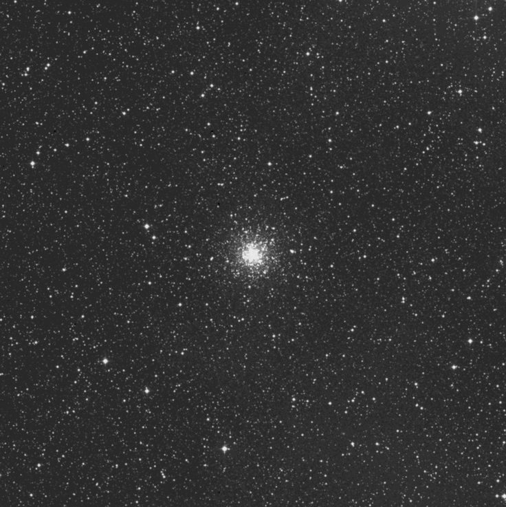 Object Name: Messier 56 Alternative Designations: M56, NGC 6779 Object Type: Class X Globular Cluster Constellation: Lyra Right Ascension: 19 : 16.6 (h:m) Declination: +30 : 11 (deg:m) Distance: 32…