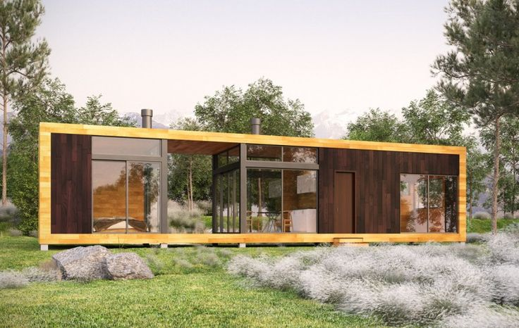 Off The Grid Cabin 510 Sq Ft Greenfab Welcome Home