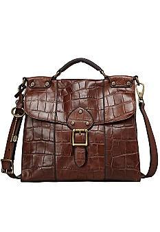 Fossil® Vintage Revival Flap Bag - Belk.com