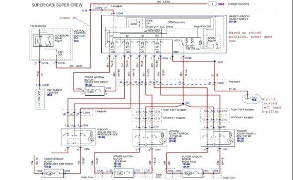 1997 ford expedition eddie bauer radio wiring diagram
