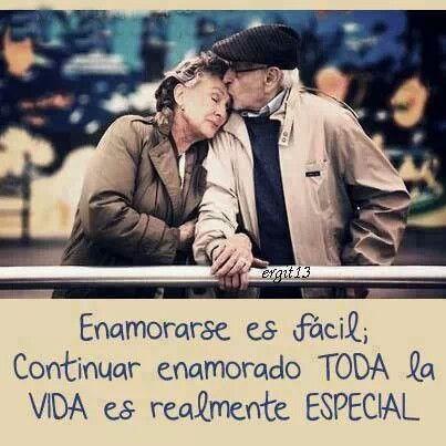 Enamorarse para toda la vida