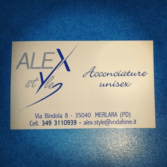 """★ Alex Style brings out the beauty in you! ★ Follow me on: Twitter and Instagram """"Alexstyle81"""", Facebook """"Alex Style di Albertin Alex"""", Google+ """"Alex Albertin"""""""