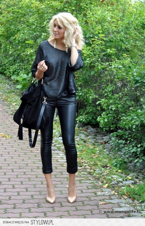79 best latex und leder allgemein images on pinterest lack und leder gl nzenden leggings und. Black Bedroom Furniture Sets. Home Design Ideas