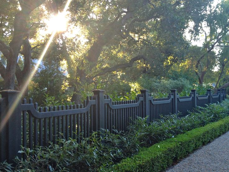 Best images about wood and brick fences on pinterest