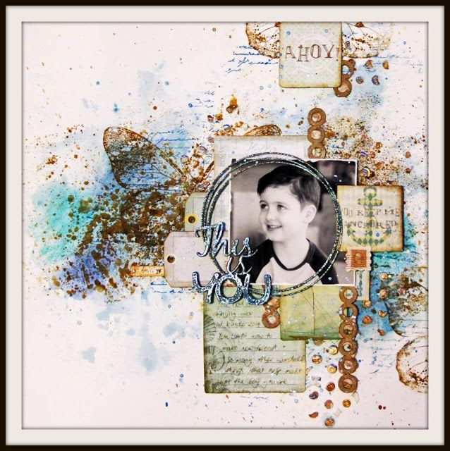 2Crafty- Beck Beattie's First Share on the 2Crafty blog